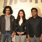 Imtiaz Ali Alia Bhatt And A R Rahman At Press Conference Of Highway