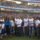 Bollywood Celebs And Jai Ho Team At CCL 4 Opening Event