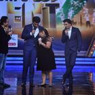 Ranveer,Priyanka And Arjun At IGT 5 To Promote Upcoming Movie