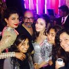 Priyanka,Alia And Hrithik Attend A Wedding In Udaipur