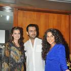 Dia Mirza And Vidya Balan Wrap-Up Party Of Bobby Jasoos