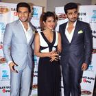 Ranveer,Priyanka,Arjun's 'Gundagiri' At DID For Gunday