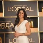 Actress Katrina Kaif Launches L'Oreal's Oil Nourish Products