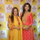 Shilpa Shetty Launches Her Spa Outlet At Varanasi