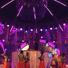 Deepika Padukone And Ranveer Singh Rehearse For Zee Cine Awards