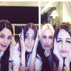 Suzanne And The Goofy Khan Sisters Latest Pics
