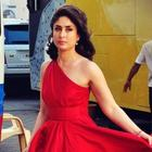 Kareena Kapoor Khan Snapped At Mehboob Studio For An Add