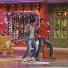 Vidya Balan And Farhan On The Sets Of Comedy Nights With Kapil