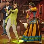 Alia Bhatt And Randeep Hooda On The Sets Of Comedy Nights With Kapil