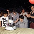 Sajid Nadiadwala Birthday Latest Pics With Salman And Family And Friends