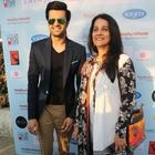 Elli Avram And Kunal At Lavasa Women's Drive Event