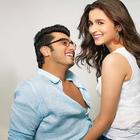 First Look Poster And Still Of Arjun Kapoor And Alia Bhatt States