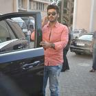 Gunday Actor Arjun Kapoor Snapped At A Magazine Shoot