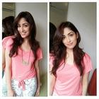 Yami Gautam's Different Photos From Total Siyapaa Promotions