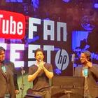 Shahrukh Khan At Youtube Fanfest 2014