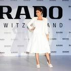 Lisa Ray Unveils The Rado Esenza Ceramic Touch Watches