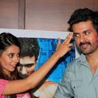Harman And Ayesha Celebrate Holi To Promote Dishkiyaoon