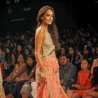 Lisa Haydon Walks At The LFW Summer Resort 2014