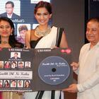 Actress Sonam Kapoor Unveils Kuch Dil Ne Kaha Ghazal Album