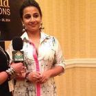 Vidya Balan Makes An Appearance Amid Pregnancy Rumors