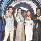 Varun,Nargis,Ileana And Amitabh At Boogie Woogie Grand Finale