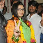 Rakhi Sawant Launches Party Wants Green Chilli