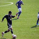 Abhishek,Ranbir And Aditya At The Celebrity Football Match