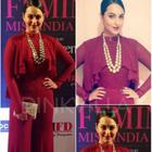 Sonakshi Sinha At Fbb Femina Miss India 2014