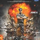 Akshay Kumar And Sonakshi Sinha Feat Still In Holiday Posters