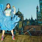 Sonam Kapoor Photo Shoot For Grazia Magazine April 2014 Edition