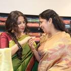 Vidya Balan Inaugurates The Mall Of Joy In Thrissur