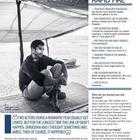 Aditya Roy Kapur Photo Shoot For Filmfare April 2014 Issue