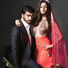 Arjun And Alia's Photoshoot For Harper's Bazaar Bride Magazine
