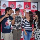 Akshay And Sonakshi Promote 'Holiday' At Radio 104 FM