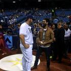 Shahid Kapoor Delivers Rays Baseballs Ceremonial First Pitch At Tampa