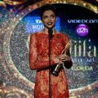 Deepika Padukone At The 15th IIFA 2014 Awards