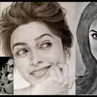 Most Stunning Actresses' Drawings By Their Talented Fans