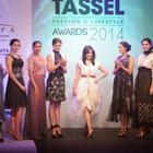 Hrishita Bhatt Walks For Tassel Awards 2014