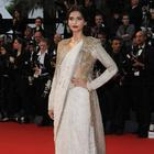 Top 5 Looks Of Sonam Kapoor At Cannes Film Festival