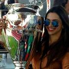 Deepika Padukone Invited To Champions League Final