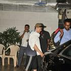 Aamir Khan Snapped Post Work Out In Bandra