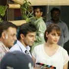 Bipasha Basu And Karan Singh Grover At ALONE Movie Launch Event