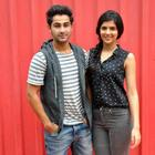 Armaan And Deeksha On A Promotion Spree