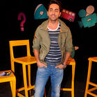 Ayushmann Khurrana On The Sets Of Captain Tiao Disney Show