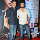 Jay Bhanushali,Surveen And Sushant Promote Hate Story 2