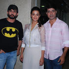 Jay,Surveen And Sushant At Hate Story 2 Promotions In Mumbai