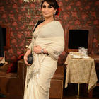 Rani Mukerji Attend Sabyasachi Show At ICW 2014