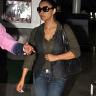 Gauri Khan Snapped At Domestic Airport In Mumbai
