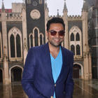 Abhay Deol Grace The Launch Of Xavier's College Festival Malhar
