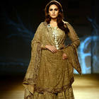 Huma Qureshi Walks The Ramp For Rimple And Harpreet Narula Show At ICW